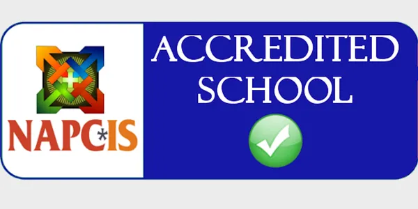 Accredited by NAPCIS